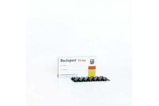 BACLOPERT 25 MG