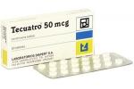 TECUATRO  50 MCG