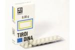 TIROIDINA 0.05 G